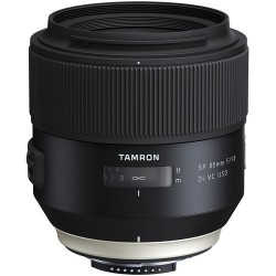 Tamron SP 85mm f1.8 VC USD