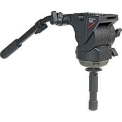 Manfrotto Video 526 con Zap. Ráp 357PLV Semi Esfera 100mm