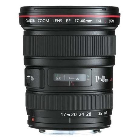 Canon 17-40mm Segunda Mano