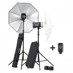 Elinchrom BRX 250/250 Umbrella To Go