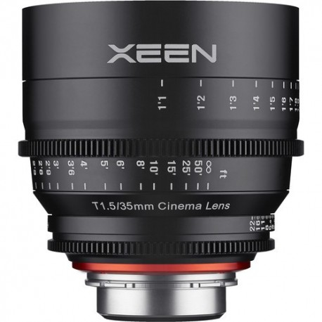 Samyang Xeen 35mm T1.5