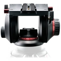 Manfrotto Rótula video 509HD con zapata rápida