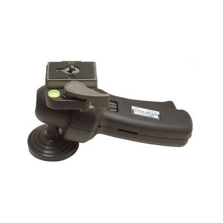 Manfrotto Rótula de bola joystick 322RC2 con zapata rápida 200PL tipo RC2 - Magnesio