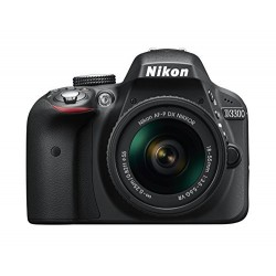 Nikon D3300 + 18-55mm AFP