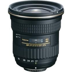 Tokina AXT 17-35mm f4 PRO FX C- Canon