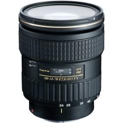 Tokina ATX 24-70mm f/2.8 PRO FX Canon