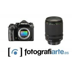 Pentax K1 + 28-105mm f3.5-5.6