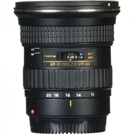 Tokina ATX 11-20mm f2.8 PRO DX APS-C