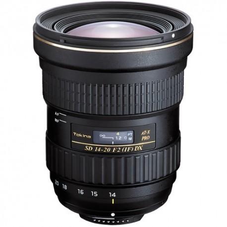 Tokina ATX 14-20mm f2 PRO DX APS-C