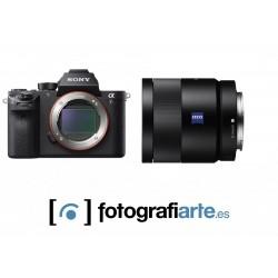Sony Alpha 7r II + 55mm