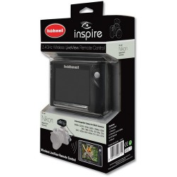 Inspire Wireless Remote Control W/LiveView for Nikon