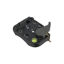 Manfrotto Adaptador adicional para zapata rápida para Rótula 322 RC2