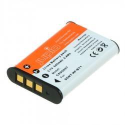 Jupio Sony NP-BY1 con infochip (640 mAh)