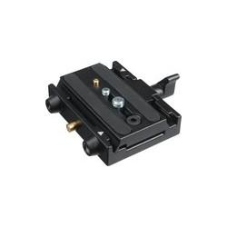 Manfrotto adaptador para zapata rápida corredera. Incluye zapata 501PL