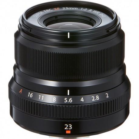 Fuji 23mm f2 R WR