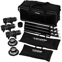 Profoto D1 Studio Pro Kit 500/500/1000 Air