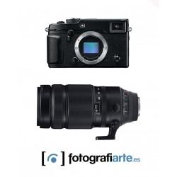 Fuji X-PRO 2 + 100-400mm