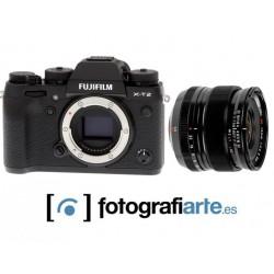 Fuji XT2 + 10-24mm
