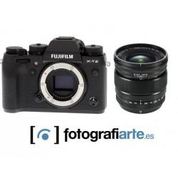 Fuji XT2 + 16mm