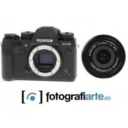 Fuji XT2 + 18-135mm