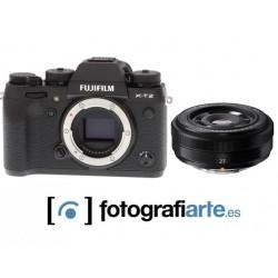 Fuji XT2 + 27mm f2.8