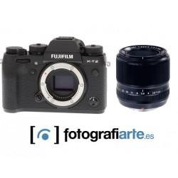 Fuji XT2 + 60mm