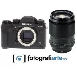Fuji XT2 + 60mm Macro