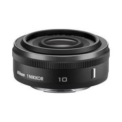 Nikon 1 10 mm f/2.8 Negro