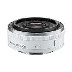 Nikon 1 10 mm f/2.8 Blanco