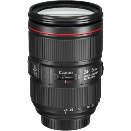 Canon 24-105mm f4 L IS EF