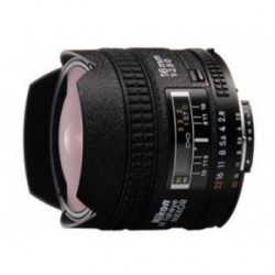 Nikon 16mm f2.8 D AF ojo de pez