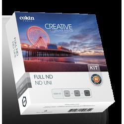 Cokin Kit 3 Full ND Incl. 3 Filtros (P152, P153, P154)