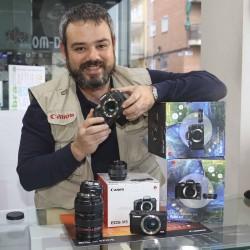 Canon Eos M3 Cuerpo
