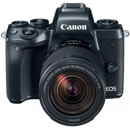 Canon Eos M5 + 18-150mm + Adaptador