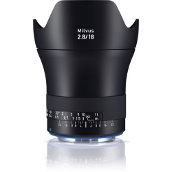 Zeiss Milvus 18mm f2,8