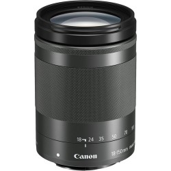 Canon 18-150mm f3.5-5.6 IS STM
