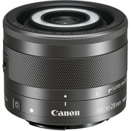 Canon 28mm f3.5 EFM IS STM Macro