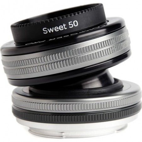 Lensbaby Composer Pro II + Sweet 50mm