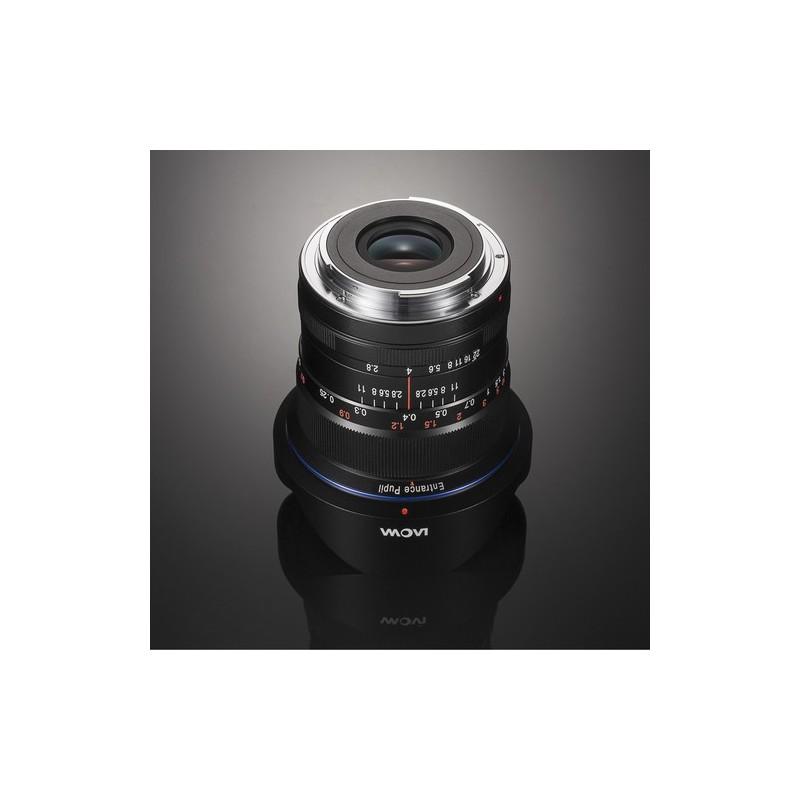 Laowa 12mm f2.8 Zero-D