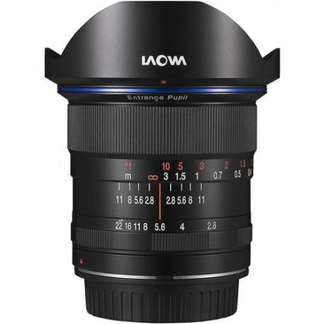 Objetivo Laowa 12mm