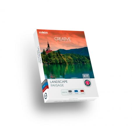 Cokin Kit 3 Landscape GND Kit Serie Z /L