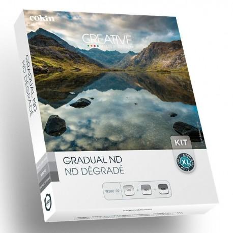 Cokin Kit 3 GND Filter Serie X / XL