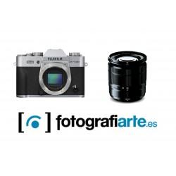 Fuji XT20 + 16-50mm