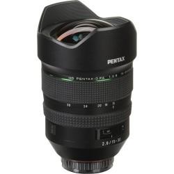 objetivo Pentax 15-30mm f2.8