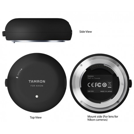 Tamron Tap in Console