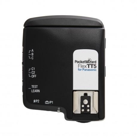 Pocket Wizard Flex TT5 Panasonic