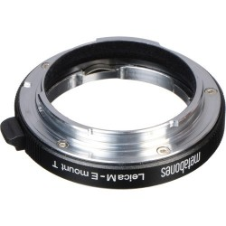 Metabones Speed Booster ULTRA Sony E Mount a Leica R
