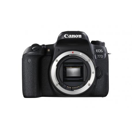 Canon Eos 77d cuerpo