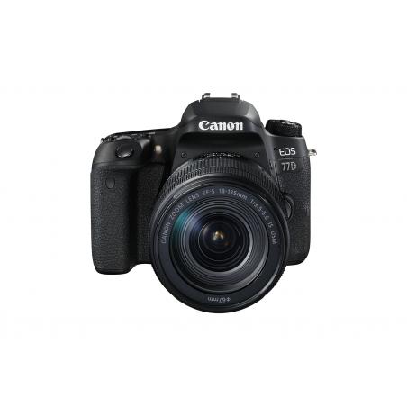 Canon Eos 77d + 18-135mm IS Nano
