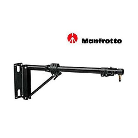 Manfrotto 098 B Jirafa corta para montaje en pared